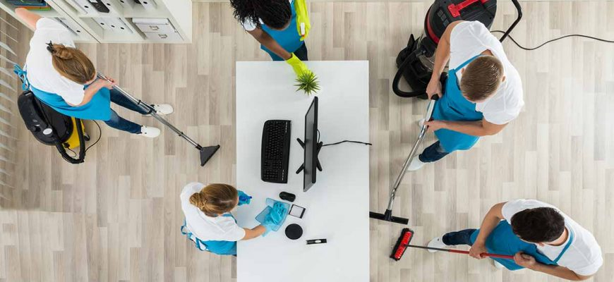 8 Things to Consider When Choosing the Best Office Cleaning Company