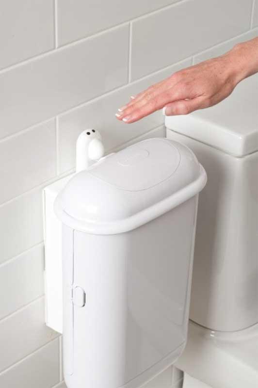 Sanitary Bins Feminine Hygiene Units Lower Cost More