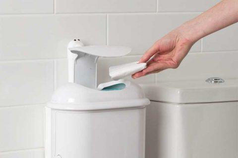 Eco Sanitary Bins